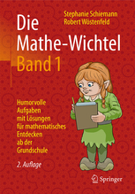 Cover Die Mathe-Wichtel, Band 1