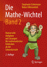 Cover Die Mathe-Wichtel, Band 2