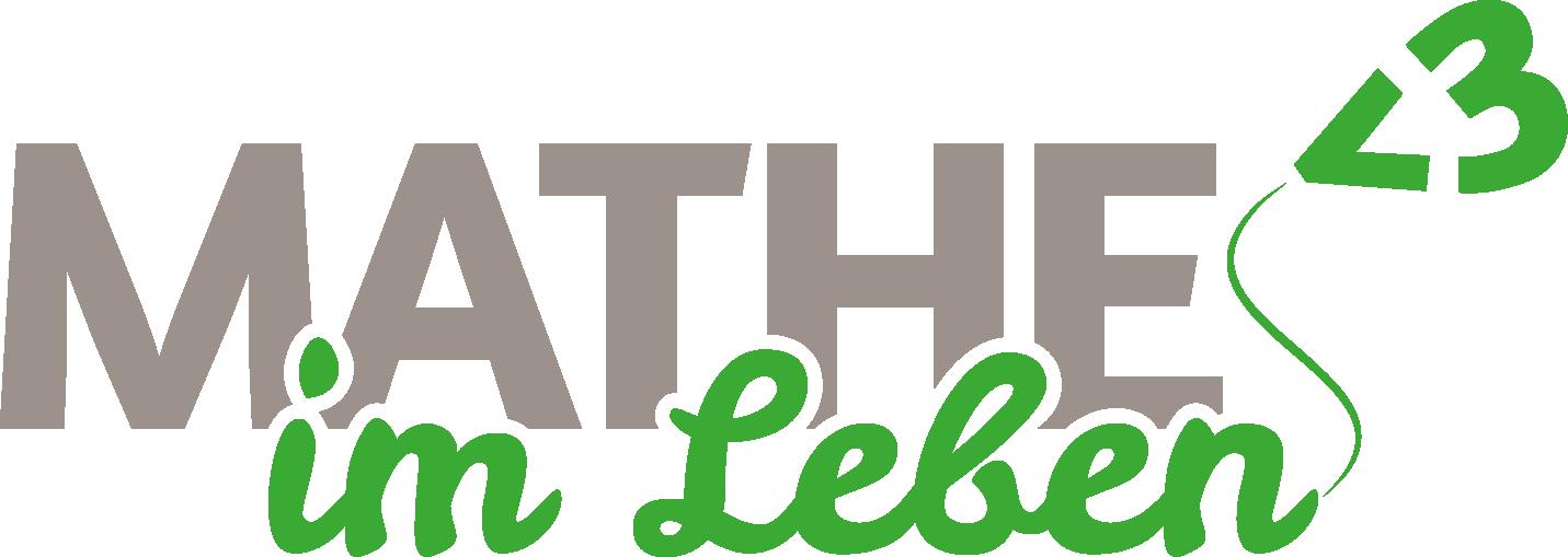 Mathe im Leben Logo