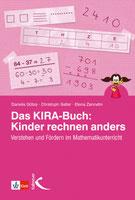 Fachbuch: Das Kira-Buch - Kinder rechnen anders
