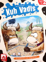 Spiel: Kuh Vadis - Ausgeblockt und abgezockt!