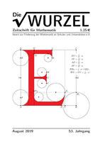 Mathe-Zeitschrift Wurzel (Abo für 1 Jahr)