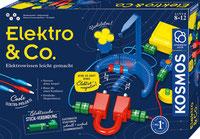 Experimentierkasten: Elektro & Co.