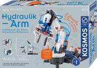 Experimentierkasten: Hydraulik-Arm