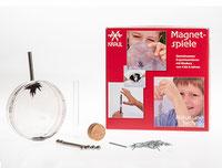 Experimentierkasten: Magnetspiel
