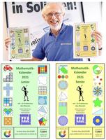 Mathe-Kalender 2021 Junior bzw. Senior (pdf)