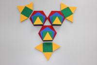 Ein Dreieck, ein Viereck, ein Fünfeck, was nun? - Das Spiel