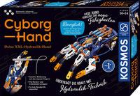 Experimentierkasten: Cyborg-Hand