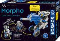 Experimentierkasten: Morpho