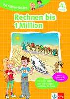 Mathe-Helden: Rechnen bis 1 Millionen. Mit tollen Geschichten