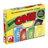 Spiel: Number One